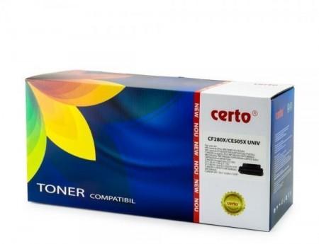 Toner compatibil Certo new CF280X/CE505X/CRG-719H UNIV HP Lj PRO 400 M401 ,Canon LBP 253