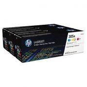 TRIPack CMY CF370AM Cartus Toner HP 305A CE411A/CE412A/CE413A HP Laserjet Pro 300 M351/475