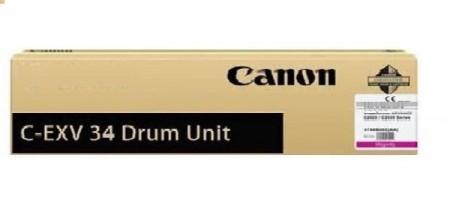Poze Unitate Cilindru Magenta C-EXV34M Canon imageRUNNER C2020L ,C2025,C2030