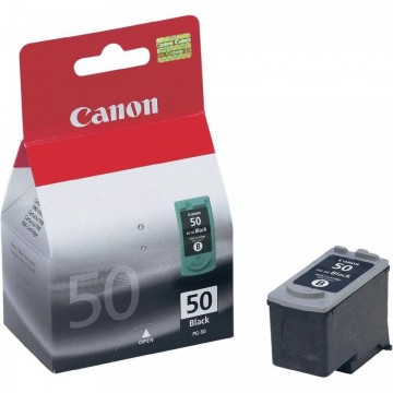 Poze Cartus Black PG-50 Canon JX200