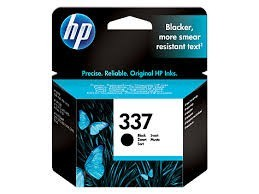 Poze Cartus Black Vivera HP 337 C9364EE Original HP PhotoSmart 8050