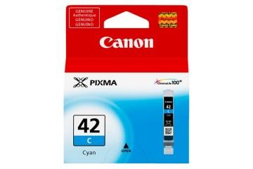 Cartus Cyan CLI-42C Canon Pixma Pro 100