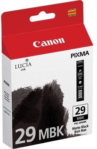 Cartus Matte Black PGI-29MB Canon Pixma PRO-1