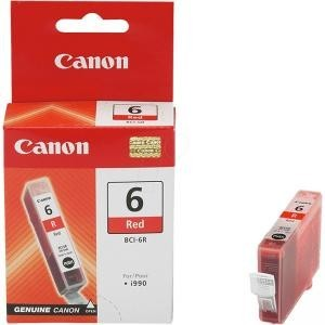 Poze Cartus Red BCI-6R Canon IP8500