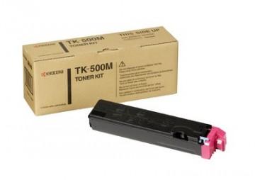 Cartus Toner Magenta TK-500M Kyocera FS-C5016