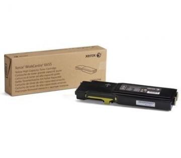 Cartus toner Yellow 106R02235 Xerox Phaser 6600N