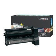 Cartus Toner Yellow Return C780H1YG Lexmark C780, C782, X782