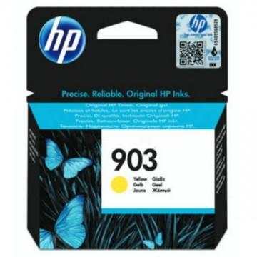 Poze Cartus Yellow HP 903 T6L95AE Original HP Officejet Pro 6960 Aio