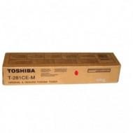 Cartus toner MAGENTA T-281CEM Toshiba E-studio 451/E-Studio 281C, E-Studio 351 (Lichidare stoc)