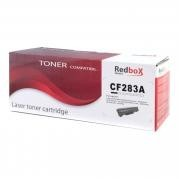 Toner compatibil Redbox CF283A HP LASERJET PRO M125, Pro M225