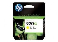 Cartus Yellow HP 920XL CD974AE Original HP Officejet 6500