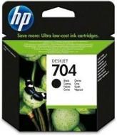 CARTUS BLACK HP 704 CN692AE ORIGINAL HP DESKJET 2060