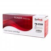 Toner compatibil RedboxTN2320 BROTHER DCP-L2500D,DCP-L2520DW, DCP-L2540DN, DCP-L2560DW, DCP-L2700DN, HL-L2300D, HL-L2340DW, HL-L2360DN, HL-L2365DW, MFC-L2700DW, MFC-L2720DW, MFC-L2740DW