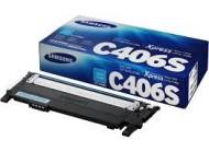 Cartus toner Cyan Clt-C406S Samsung Clp-360