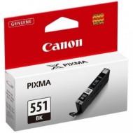 Cartus Black CLI-551BK Canon Pixma IP7250