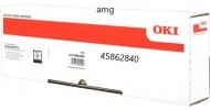 Cartus Toner Black  Oki Mc 853 , MC873 , 45862840 original