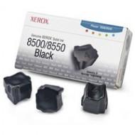 Cerneala solida Black  108R00668 Xerox Phaser 8500