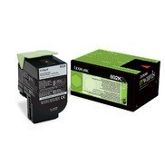 Cartus Toner Black Return Nr.80 80C20K0 Lexmark CX310, CX410, CX510