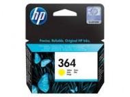 Cartus Yellow HP 364 CB320EE Original HP PhotoSmart D5460