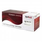 Toner compatibil Redbox TN-114  Konika Minolta BIZHUB 162