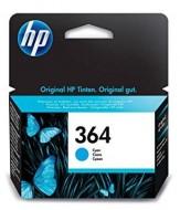 Cartus Cyan HP 364 CB318EE Original HP PhotoSmart D5460