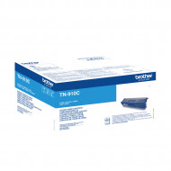 Cartuș de toner original Brother TN910C – cyan (HL-L9310CDW,MFC-L9570CDW)