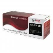 Toner compatibil Redbox TN-211 Konika Minolta BIZHUB 250