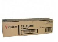 TK-805M toner magenta Kyocera KM-C850