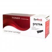 Toner compatibil Redbox HP 79A CF279A HP LASERJET PRO M12A
