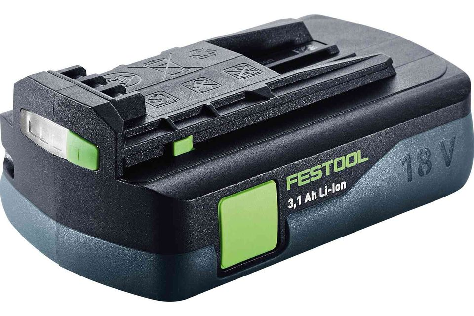 Imagine Festool Acumulator Bp 18 Li 31 C