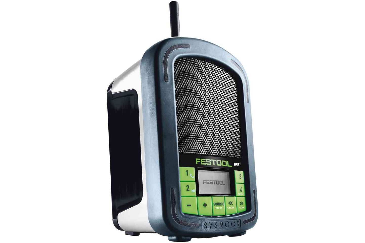 Imagine Festool Aparat Radio Digital Br 10 Dab Sysrock
