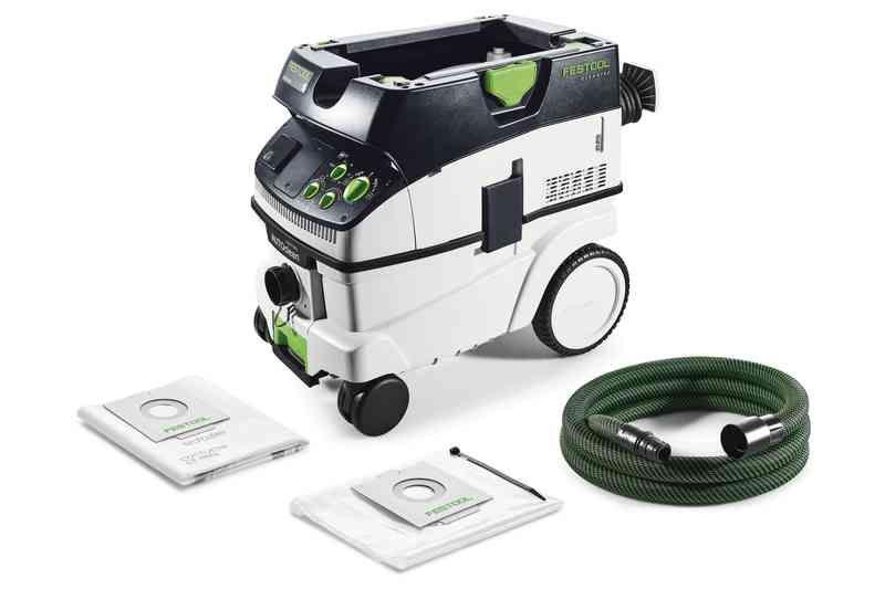 Festool Aspirator mobil CTM 26 E AC CLEANTEC imagine 2021