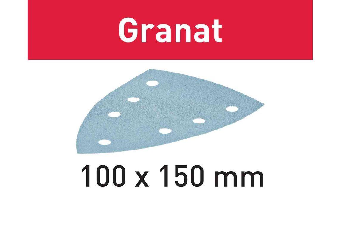 Festool disc de slefuire STF DELTA/7 P100 GR/100 Granat