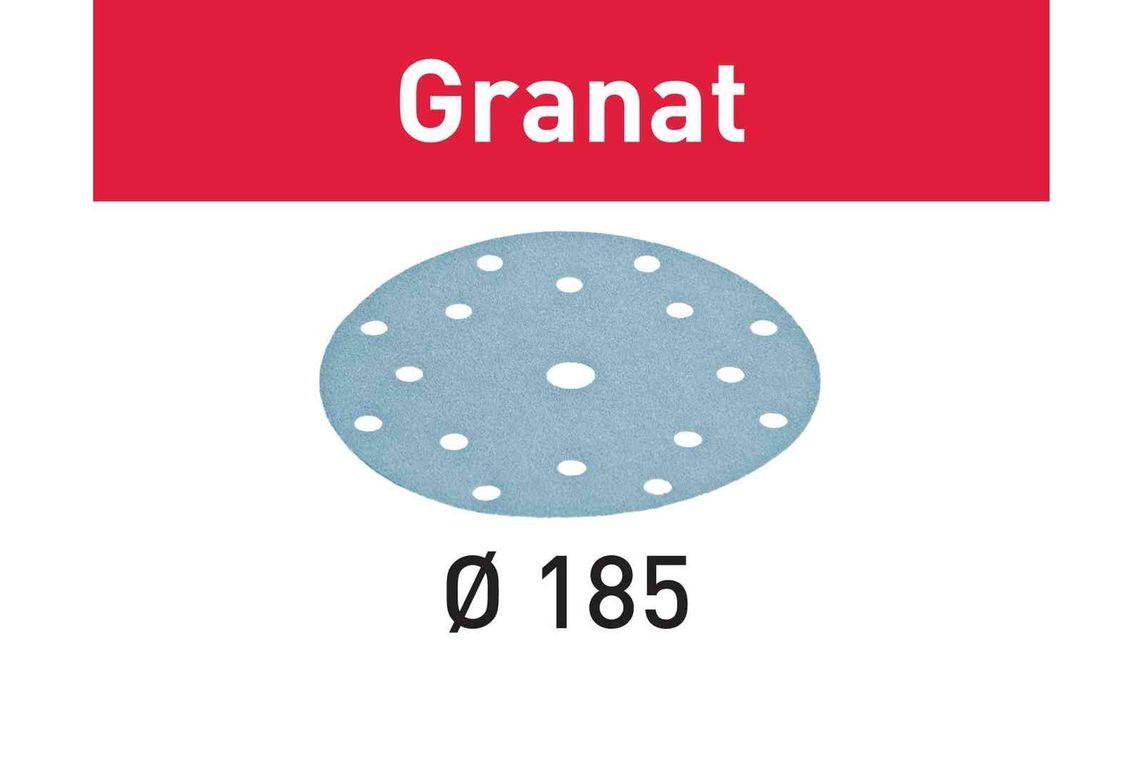 Imagine Festool Foaie Abraziva Stf P40 Gr50 Granat