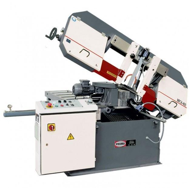 Fierastrau automat cu banda pentru metal 320 mm MPCA-400 imagine 2021