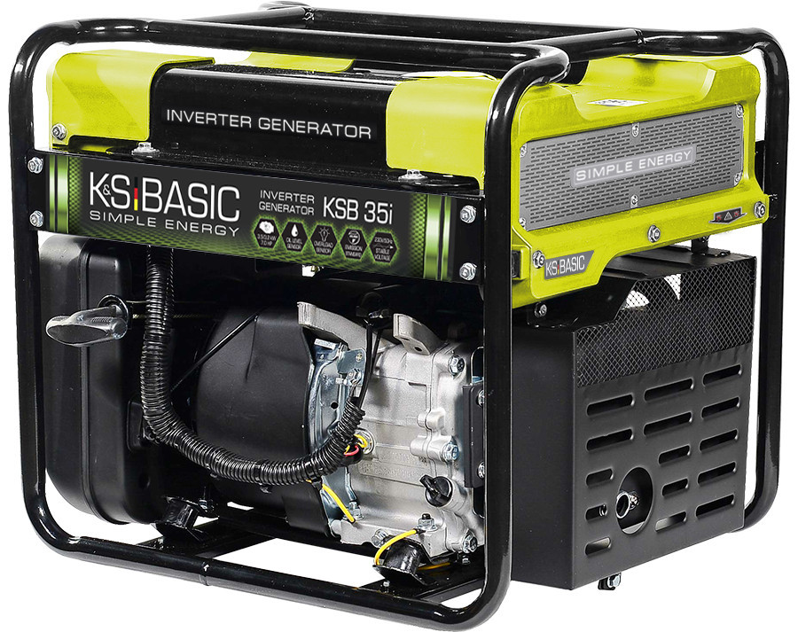 Generator Curent Inverter Basic Benzina Ksb I Konner Sohnen