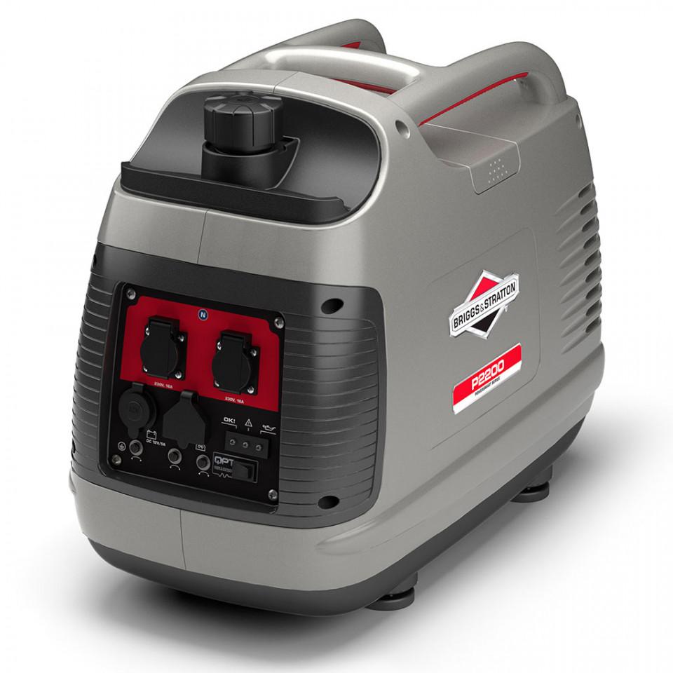 Generator de curent inverter PowerSmart P2200 insonorizat, inverter 2,2 kVA, 230V