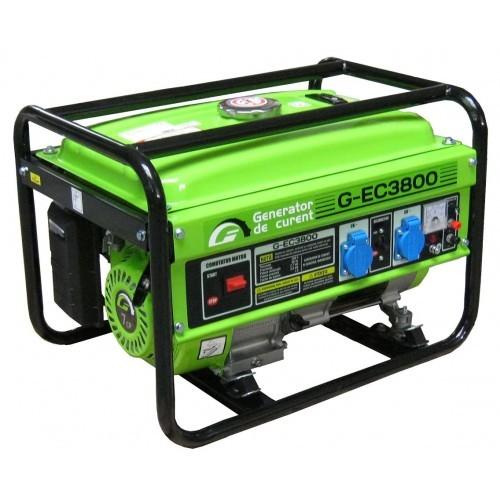 Generator Curent Monofazat Greenfield Ec Green Field