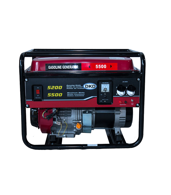 Generator de curent WEIMA WM 5500 imagine 2021