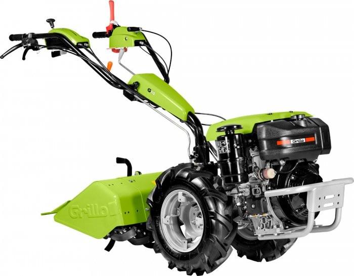 Grillo Motocultor G110DF/15LD440/70cm Motor Lombardini 11 HP