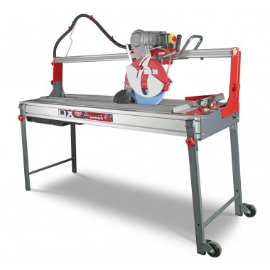 Masina de taiat materiale si placi 118.5cm, 2.2kW, DX-350-N 1000 Laser & Level ZERO DUST 230V-50 Hz.