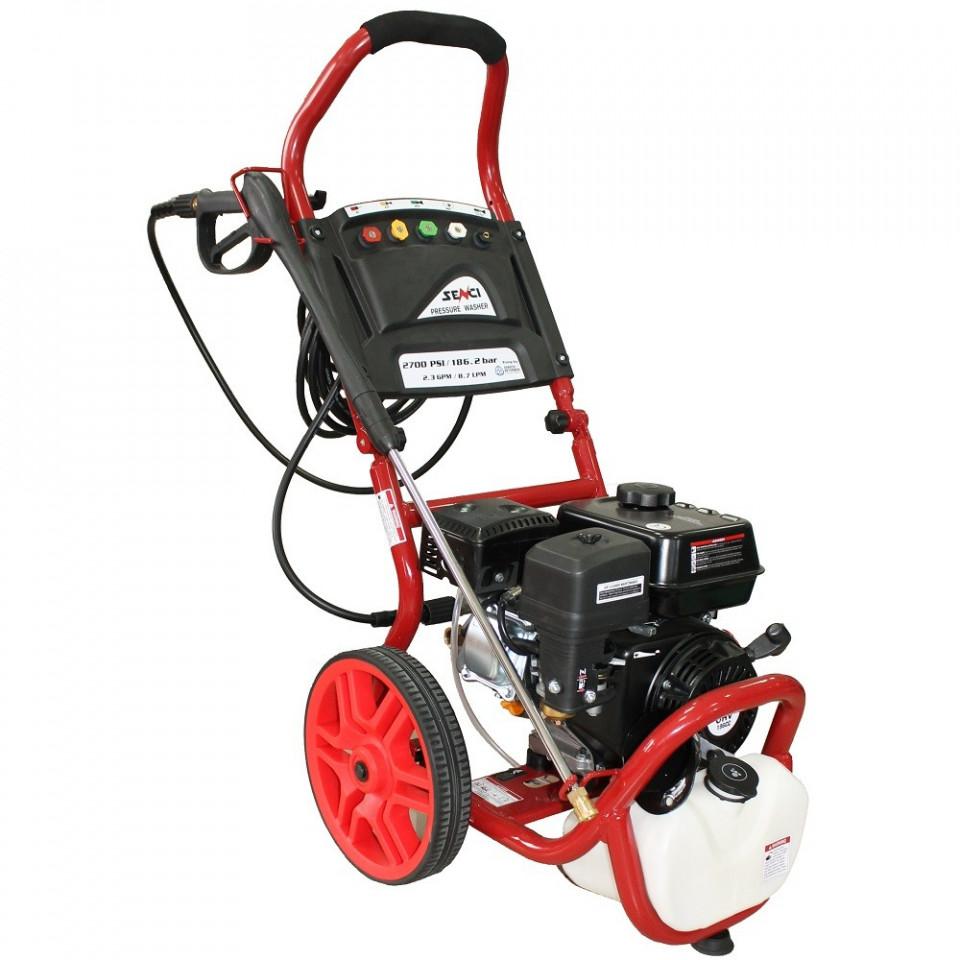 Masina pentru spalat cu presiune Senci SCPW 2700, Debit apa: 7.9 l/min. imagine 2021