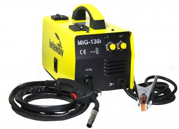 MIG 130i – Aparat de sudura INTENSIV tip MIG-MAG