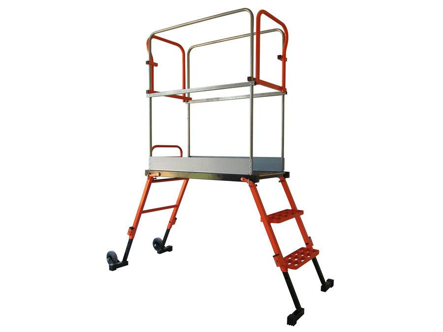 Platformă cu balustradă NINJA 29,5 kg