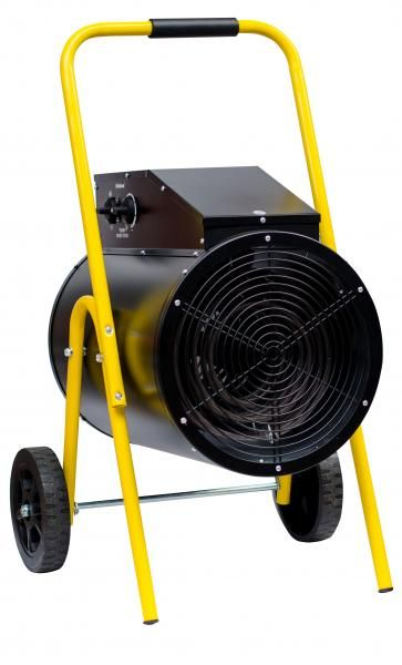 PRO 15 kW R – Aeroterma electrica INTENSIV, 400V