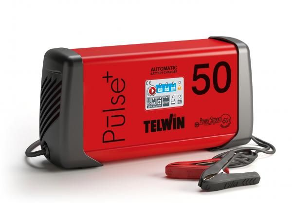PULSE 50 – Redresor auto TELWIN