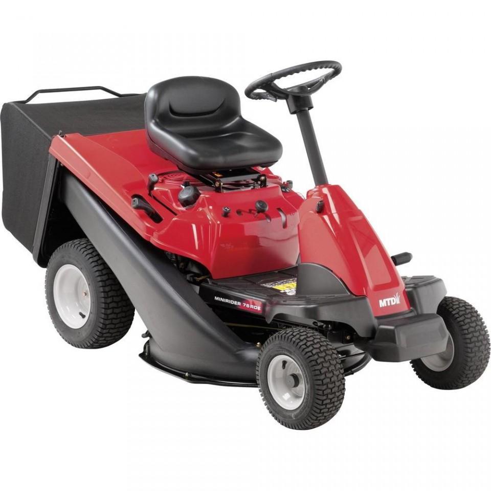 Tractoras Tuns Gazon Minirider Rde Kw