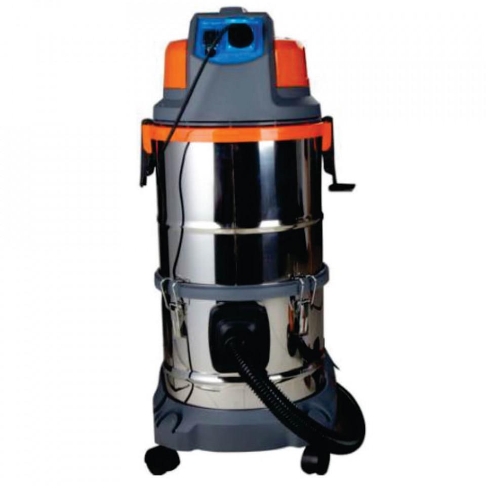 Aspirator Bisonte umed/ uscat 1.4 kW, AS-506 capacitate 20+18 litri imagine 2021
