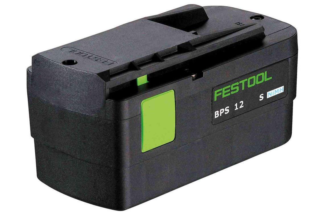 Festool Acumulator BPS 12 S NiMH 3,0 Ah imagine 2021