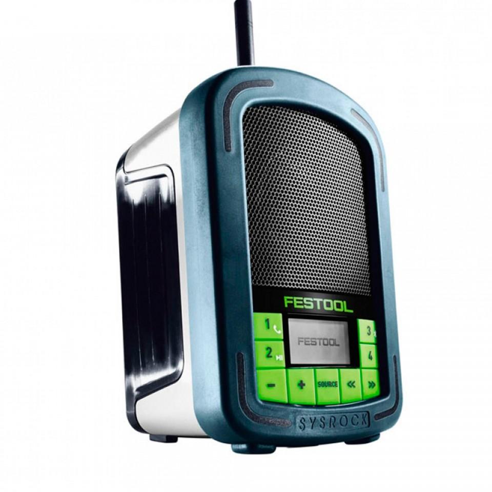 Festool Aparat radio pentru şantier BR 10 SYSROCK poza